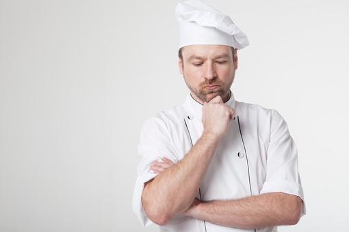 「料理人」の写真