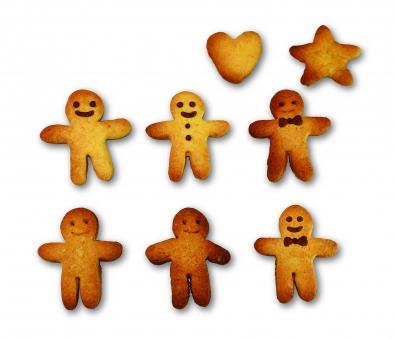 クリスマスクッキーの写真