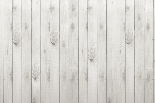 白い木目テクスチャ背景素材の写真