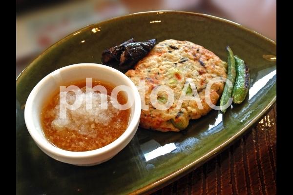 豆腐ハンバーグ #3の写真