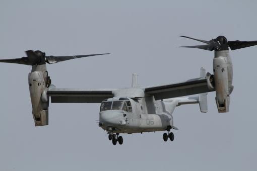 普天間基地 岩国フレンドシップデー オスプレイ 航空祭 デモフライト 航空機