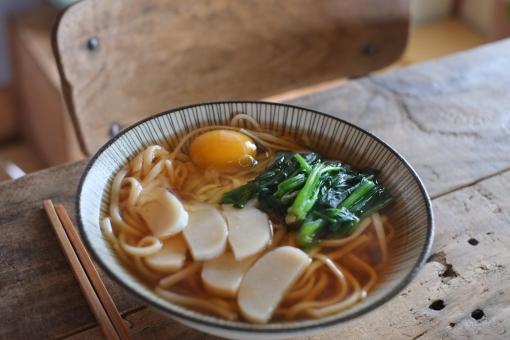 うどん ウドン 饂飩 麺 和食 日本料理 お昼ごはん ランチ ヌードル かまぼこ