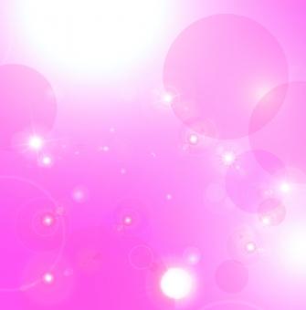 陽光 ピンクの写真