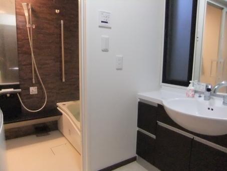 浴室 よくしつ 洗面 せんめん お風呂 おふろ 風呂 ふろ バスルーム ユニットバス バスタブ 洗面所 生活 空間 リフォーム 水回り 住宅 インテリア