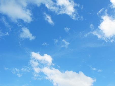 夏の青空4の写真