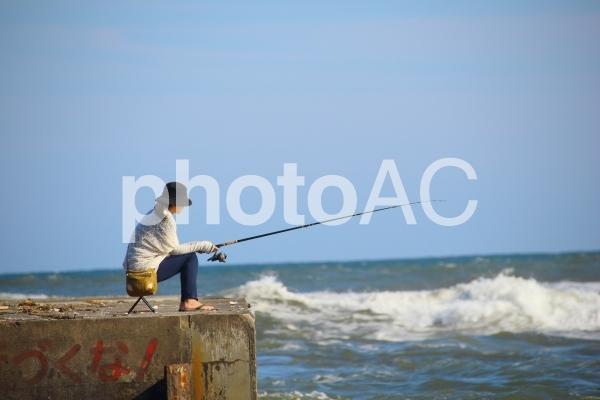 何が釣れるんですか?(釣り)002の写真