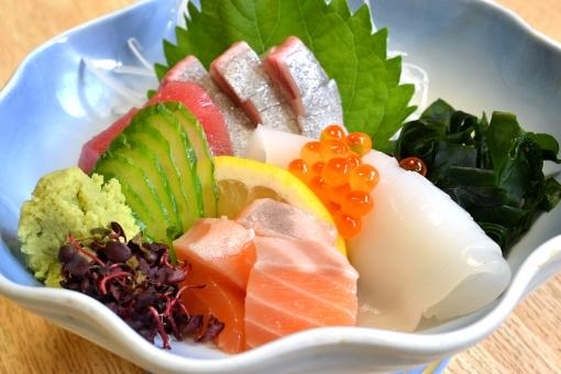 刺身 お刺身 お造り 造り 魚 サーモン 和食 日本料理 割烹 海の幸