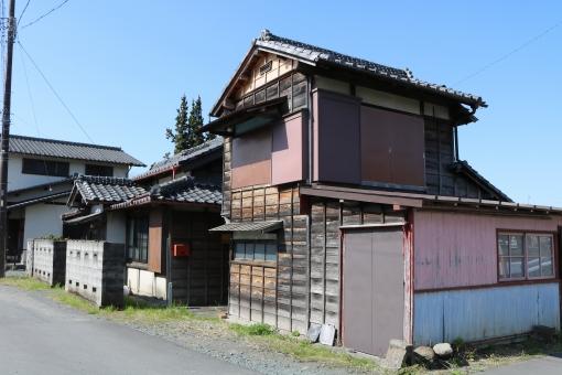 昭和 家 家屋 板壁 木造 民家