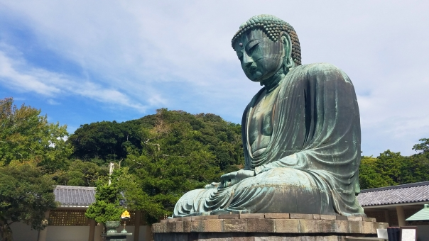 鎌倉大仏の写真素材写真素材なら写真ac無料フリー