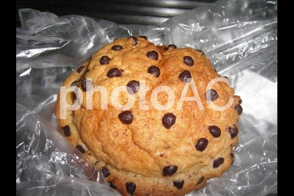 チョコチップメロンパンの写真