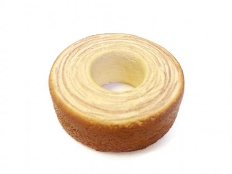 バームクーヘン スイーツデコ デコスイーツ スイーツ フェイクスイーツ 粘土 クレイアート クレイ お菓子 おやつ デザート