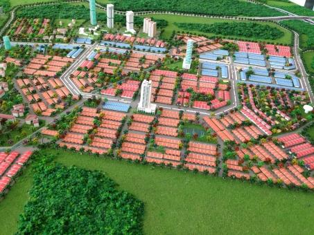 イスカンダル計画 模型 マレーシア ジョホールバル 発展途上国 ダンガベイ 成長