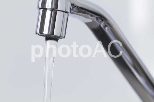 大切な水の写真