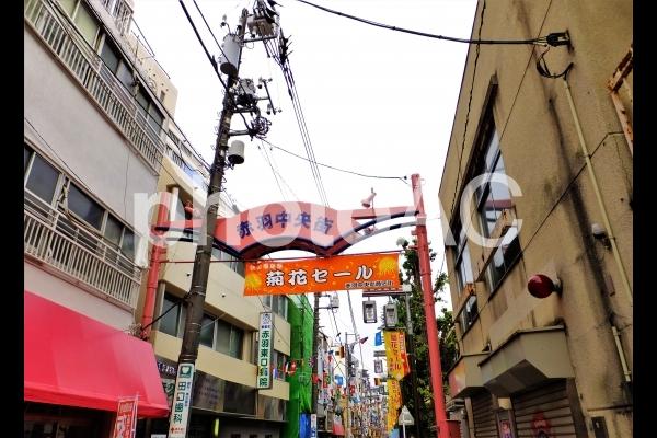 商店街3の写真