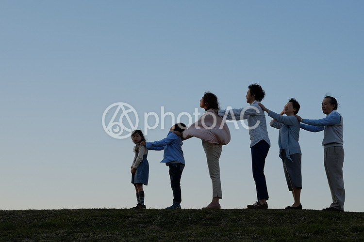 三世代家族31の写真
