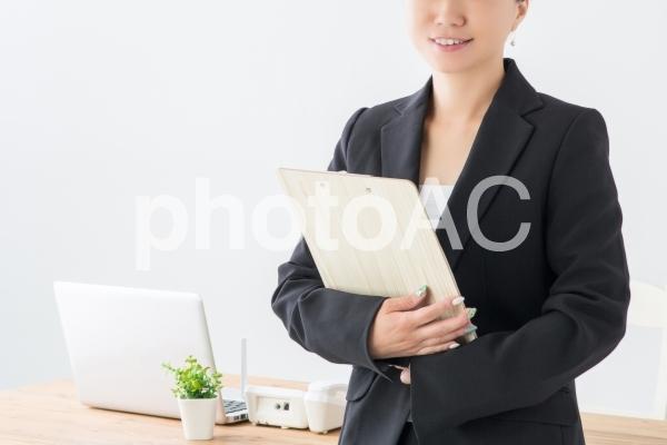 ビジネスウーマンの写真