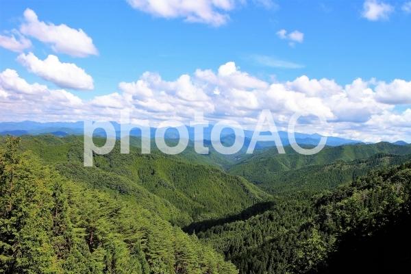 紀伊山地の写真