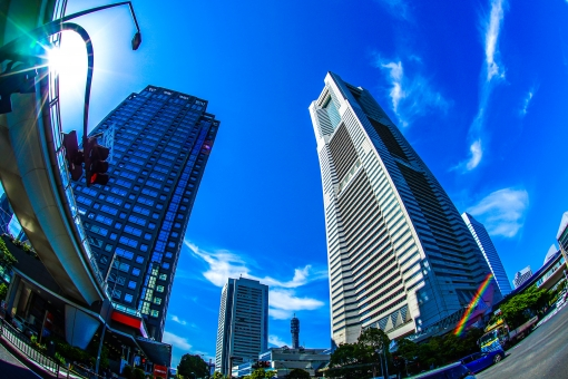 ランドマークタワーに関する写真写真素材なら写真ac無料フリー