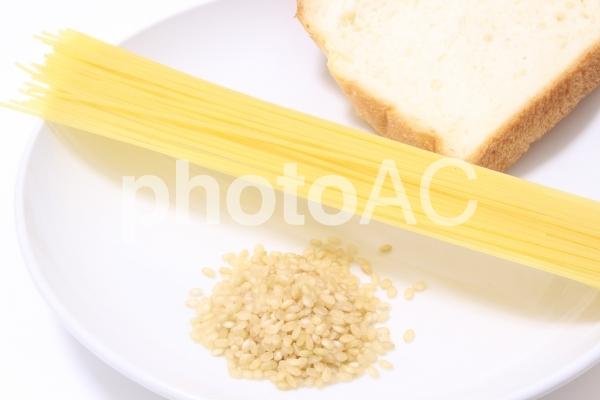 炭水化物の写真