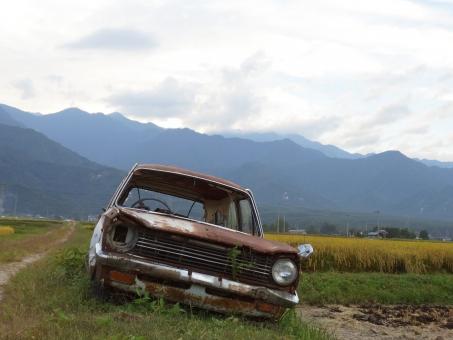 「フリー画像 ボロい 車」の画像検索結果