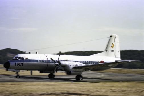 空自 輸送団の写真