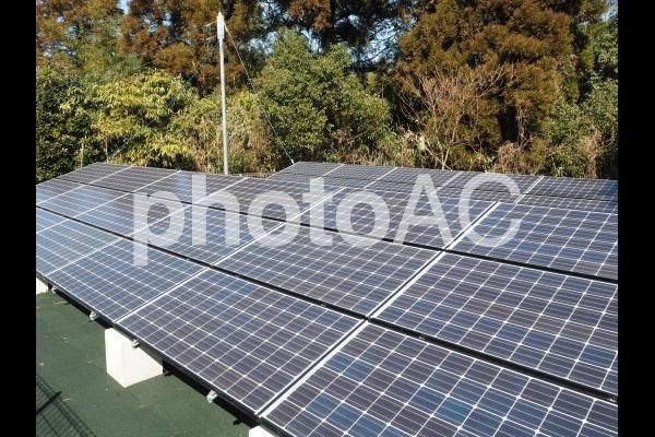 太陽光発電4の写真
