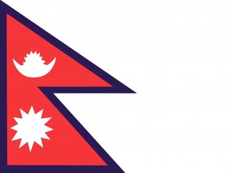 ネパール国旗に関する写真写真素材なら写真ac無料フリー