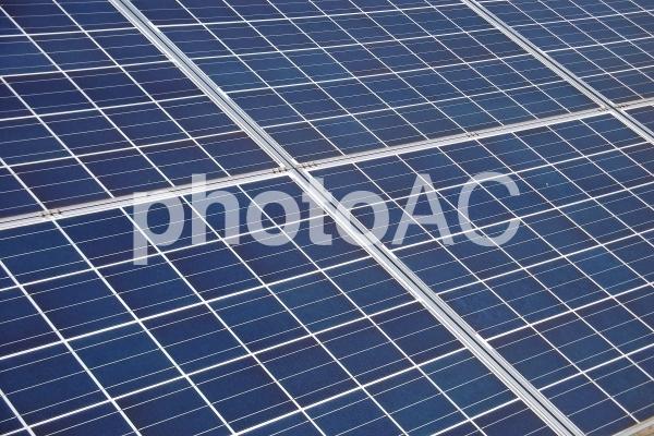太陽光発電・太陽光パネル #7の写真