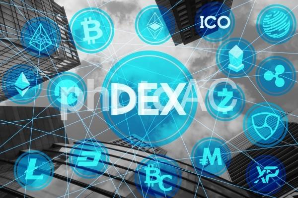 仮想通貨と分散型取引所DEXの写真