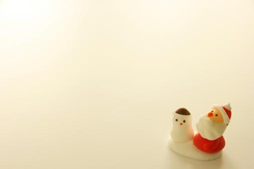 サンタクロース 雪だるま クリスマスイブ サンタ ゆきだるま 雪 冬 12月 12月 winter WINTER Winter snow SNOW Snow 背景 素材 背景素材 台紙 下地 web web素材 イメージ ゴールド 黄 光 壁紙 壁 紙 クレイアート風