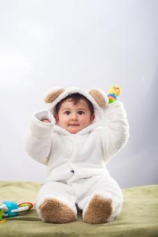 外人 赤ちゃんの写真素材 写真素材なら 写真ac 無料 フリー