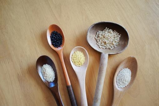 雑穀米の写真