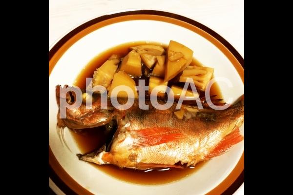 煮魚の写真