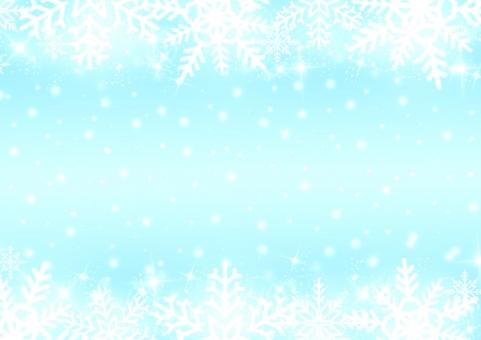 クリスマス 冬 雪 背景 コピースペース テクスチャ テキストスペース 結晶 雪の結晶 聖夜 Christmas Xmas キラキラ 季節 12月 壁紙