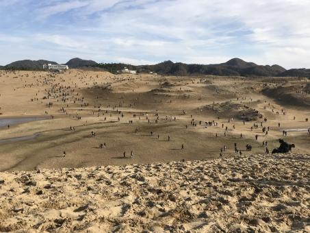 「砂漠」の写真素材「砂漠」の写真素材