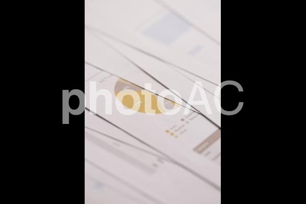 チャートグラフ・円グラフ5の写真