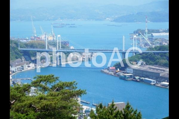 新尾道大橋 尾道大橋の写真