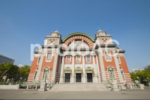 大阪市中央公会堂(日景)の写真