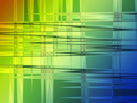 テクスチャ テクスチャー バックグラウンド 背景素材 アップ 模様 正面  ポスター グラフィック ポストカード 柄 デザイン 素材 絵  透明 輝き 窓ガラス ガラス 壁 壁面 外 壁 建材 建築材 屋外 壁紙 全面 無人 線 キズ あお 青 緑 みどり