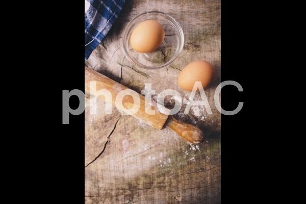 材料と道具074の写真
