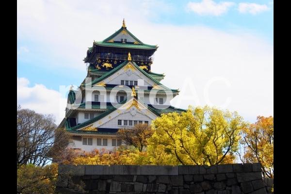 お城の写真