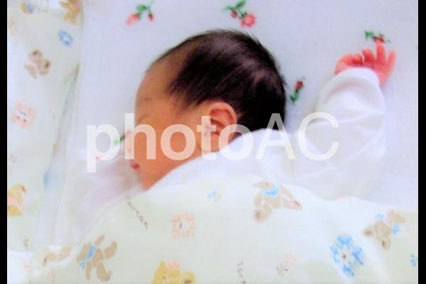 ふんわり赤ちゃんの写真