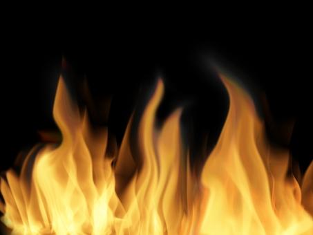 炎02(psdデータは背景が別レイヤーです)の写真