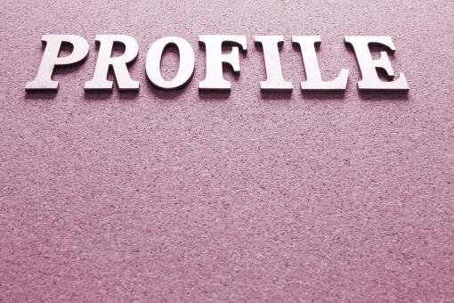 プロフィール PROFILE PROFILE profile Profile 自己紹介 自己アピール 個人情報 個性 キャラクター 特長 特徴 ビジネス 仕事 交渉 挨拶 初対面 情報共有 興味 関心 イメージ 素材 背景 背景素材 ウェブ素材 web WEB Web ブログ素材 blog