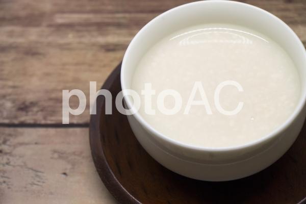 甘酒の写真