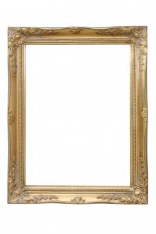 アンティークフレーム(ゴールド)の写真