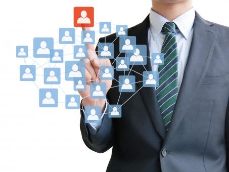 ビジネス ビジネスマン 人脈 採用 アウトソーシング クラウド 新卒 人事 インターネット ソーシャルネットワーク SNS タッチパネル アプリ ネットワーク ネット IT 情報 デジタル 移動 入社 つながる スマホ スマートホン リクルート 画面 プレゼン 就職 チームワーク マネジメント 提携