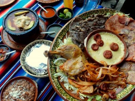 メキシコ メキシコ料理 チーズ チキン 肉 サルサ 海外 外国