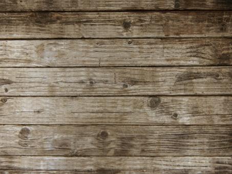 茶色のナチュラル木目テクスチャ背景素材の写真