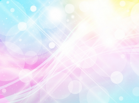 鮮やかな背景 鮮やか 綺麗 グラデーション 背景 風景 バック バックイメージ バックグラウンド 曲線 線 ライン 水玉 ピンク 水色 テクスチャ テクスチャー 青 光 反射 フラッシュ 放射 メッセージ ポップ フレーム プレート ウェーブ wave 涼しい 光背景